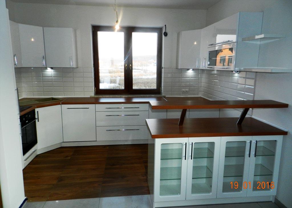 Kuchnie do zabudowy
