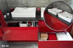 Meble do łazienki na wymiar